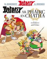 Asterix ar Phairc an Chatha (Irish)