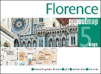 Florence PopOut Map: Handy pocket ...