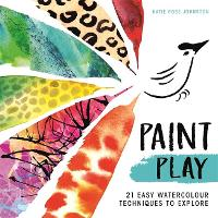 Paint Play: 21 Easy Watercolour...