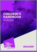 Children's Handbook Scotland: 2018/2019
