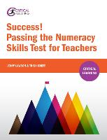 Success! Passing the Numeracy Skills...