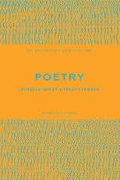 UEA Creative Writing Anthology ...