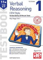 11+ Verbal Reasoning Year 5-7 CEM...