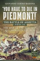 You Have to Die in Piedmont!: The...