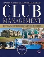 Club Management: The management of...