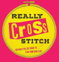Really Cross Stitch: For when you ...