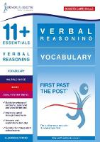 11+ Essentials Verbal Reasoning:...