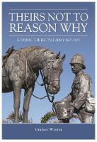 'Theirs Not to Reason Why': Horsing...