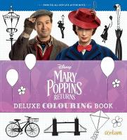 Mary Poppins Returns Deluxe Colouring...