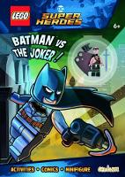 DC Batman - Activity Book with Mini...