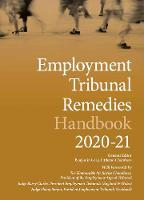 Employment Tribunal Remedies Handbook...