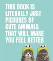 This Book Is Literally Just Pictures...