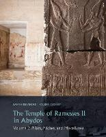 The Temple of Ramesses II in Abydos:...