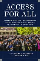 Access for All: Expanding Opportunity...