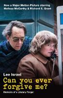 Can You Ever Forgive Me?: Memoirs of ...
