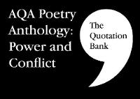 The Quotation Bank: AQA Poetry...