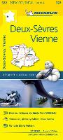 Deux-Sevres, Vienne - Michelin Local...
