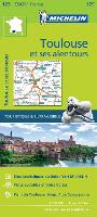 Toulouse & surrounding areas - Zoom...