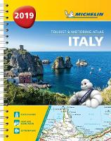 Italy - Tourist and Motoring Atlas...