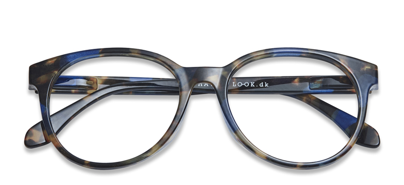 City Reading Glasses Tortoise Blue +2.0