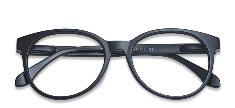 City Reading Glasses Black +2.0