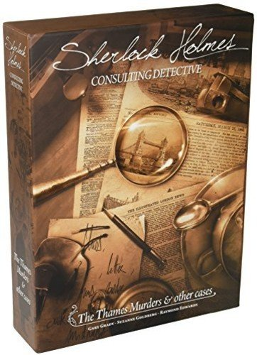 Sherlock Holmes Consulting Detective ...
