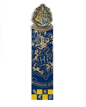 Hogwarts Crest Bookmark