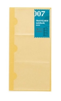 Traveler's Notebook Card File 007