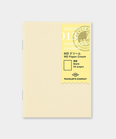 Traveler's Notebook Passport Paper...