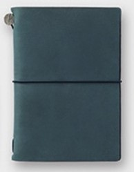 Traveler's Notebook Pocket Blue