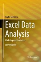 Excel Data Analysis: Modeling and...