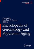 Encyclopedia of Gerontology and...