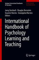 International Handbook of Psychology...