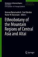 Ethnobotany of the Mountain Regions ...