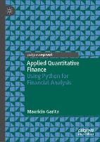 Applied Quantitative Finance: Using...