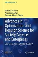 Advances in Optimization and Decision...