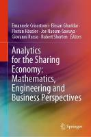 Analytics for the Sharing Economy:...