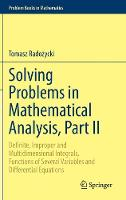 Solving Problems in Mathematical...