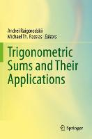 Trigonometric Sums and Their...