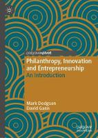 Philanthropy, Innovation and...