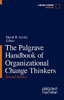 The Palgrave Handbook of...