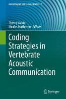 Coding Strategies in Vertebrate...