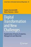 Digital Transformation and New...