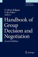 Handbook of Group Decision and...