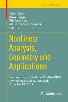 Nonlinear Analysis, Geometry and...