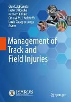 Management of Track and Field Injures