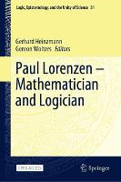 Paul Lorenzen---Mathematician and...