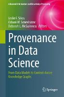 Provenance in Data Science: From Data...