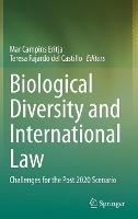 Biological Diversity and ...