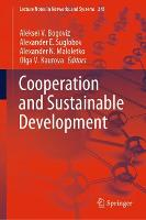 ooperation and Sustainable Development